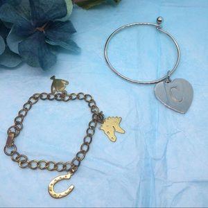 Jewelry - Twocute bracelets for girls or teens